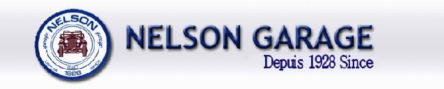 Nelson Garage Inc.